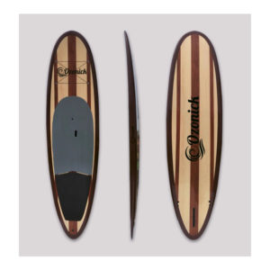 Wooden Barrel Ozonick SUP